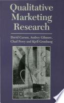 Qualitative Marketing Research
