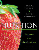 Nutrition  Science and Applications  3rd Edition Book