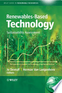 Renewables Based Technology