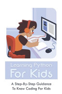 Learning Python For Kids