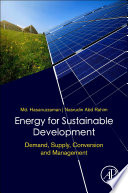 Energy For Sustainable Development Book PDF