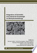 Integration of Scientific and Industrial Knowledge on Biohydrometallurgy