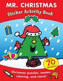 Mr. Christmas Sticker Activity Book