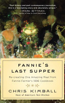Fannie's Last Supper Pdf/ePub eBook