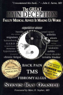 The Great Pain Deception Book