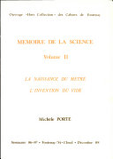 Memoire de la Science