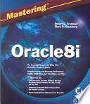 Mastering Oracle8i