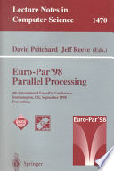 Euro Par 98 Parallel Processing Book PDF