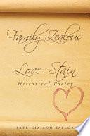 Family Zealous Love Stain
