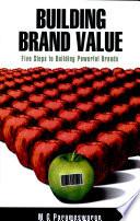 Building Brand Value
