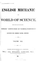 Pdf English Mechanics and the World of Science