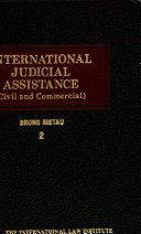 International Judicial Assistance  Civil and commercial