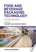 Food And Beverage Packaging Technology Book PDF