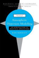 Atmospheric Dispersion Modelling