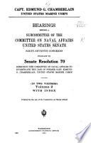 Capt  Edmund G  Chamberlain  United States Marine Corps Book PDF