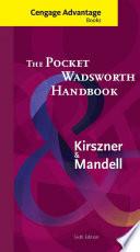 Cengage Advantage Books  The Pocket Wadsworth Handbook Book