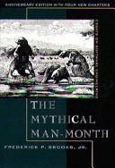 The Mythical Man-month book cover image