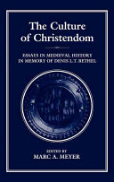 The Culture of Christendom