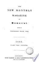 The New Monthly Magazine and Humorist