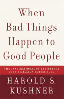 Pdf When Bad Things Happen to Good People Telecharger