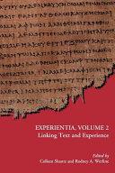 Experientia  Volume 2