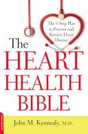 The Heart Health Bible Book