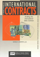 A Short Course In International Contracts