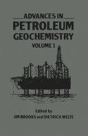 Advances in Petroleum Geochemistry [Pdf/ePub] eBook