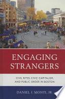 Engaging Strangers Book
