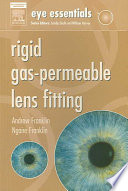Rigid Gas-Permeable Lens Fitting
