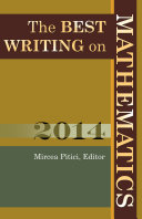 The Best Writing on Mathematics 2014