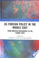 U. S. Foreign Policy in the Middle East