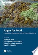Algae for Food