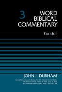Exodus, Volume 3 [Pdf/ePub] eBook