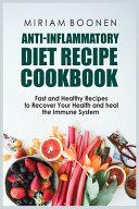 Anti Inflammatory Diet Recipe Cookbook Book PDF