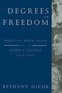 Degrees of Freedom [Pdf/ePub] eBook