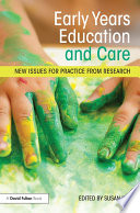 Early Years Education And Care