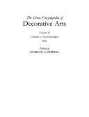 The Grove Encyclopedia of Decorative Arts  Labhardt to Zwischengoldglas  Index