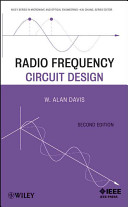 Radio Frequency Circuit Design Book