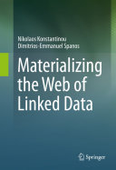 Pdf Materializing the Web of Linked Data Telecharger