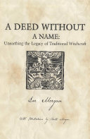 A Deed Without a Name Book