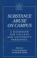 Substance Abuse on Campus