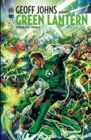 Geoff Johns présente Green Lantern - Tome 5 [Pdf/ePub] eBook