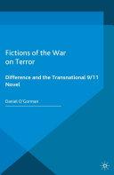 Fictions of the War on Terror Pdf/ePub eBook