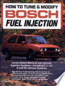 """""""How to Tune and Modify Bosch Fuel Injection"""" by Ben Watson"""