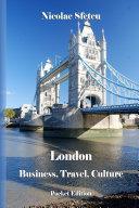London  Business  Travel  Culture   Pocket Edition