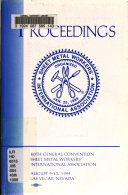 Proceedings of the General Convention