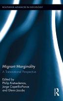 Migrant Marginality Pdf/ePub eBook