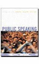 Public Speaking 2 Edition and Student CD ROM