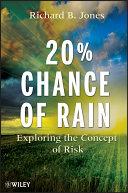 20% Chance of Rain